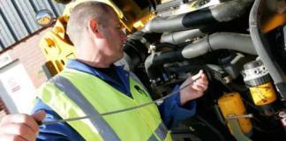 Mantenimiento de grúas, Mantenimiento, grúas, aceite, gestión, averías, seguridad, medio-ambiente