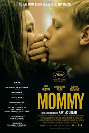 Mommy - cartel de cine