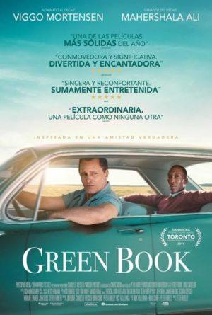 Green Book - cartel de cine