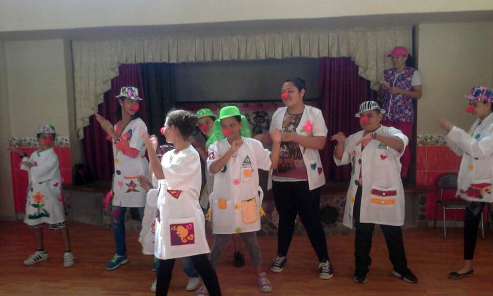 Preparándonos para ganar; teatro Guatarte invitado a las olimpiadas ambientales