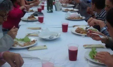 Procesos de formación e invitación al VII banquete de la solidaridad de la Casa Pan y Vida