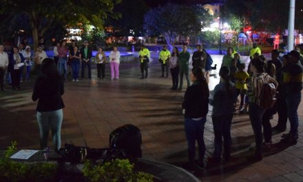 En Guatapé se conmemoró día de la prevención del suicidio