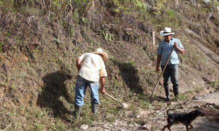 Empleo: Obras de pavimentación de la vía La Piedra – Granada