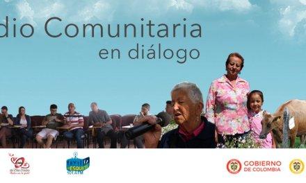 Radio Comunitaria en diálogo
