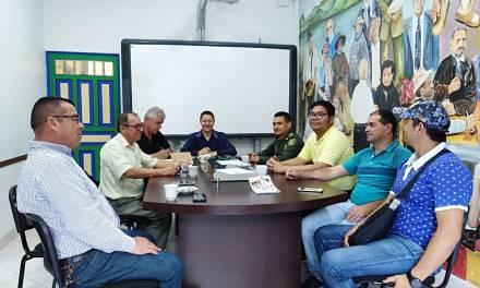 El comité de seguimiento electoral tuvo su primera reunión.