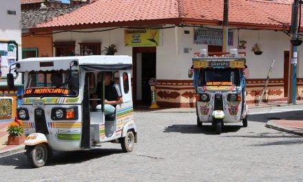 Sobre oferta de Motocarros en Guatapé