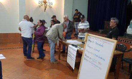 La JAC central urbana realizó elección de dignatarios para este año 2019