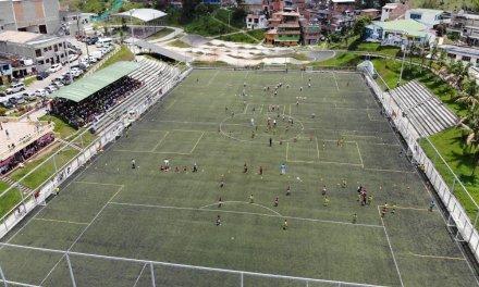 Guatapé disfrutó del Torneo Nacional Futuros talentos.