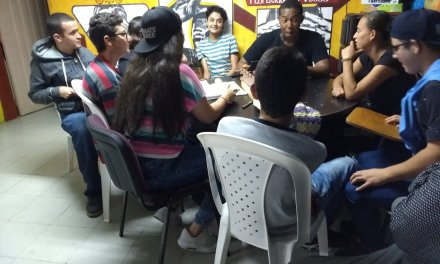 Agenda de actividades de la plataforma municipal de Juventud