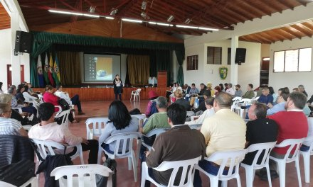 I Encuentro subregional de rectores, directores de núcleo y secretarios de educación del oriente antioqueño