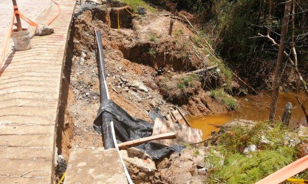 Esta semana iniciarán obras en el sector el tubo