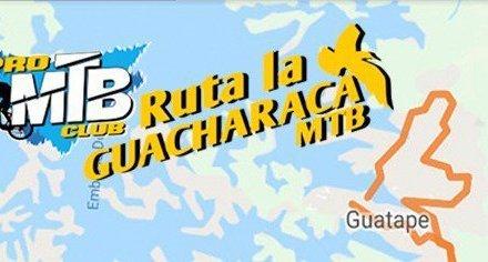 Este domingo 26 de mayo llega la ruta de la guacharaca MTB