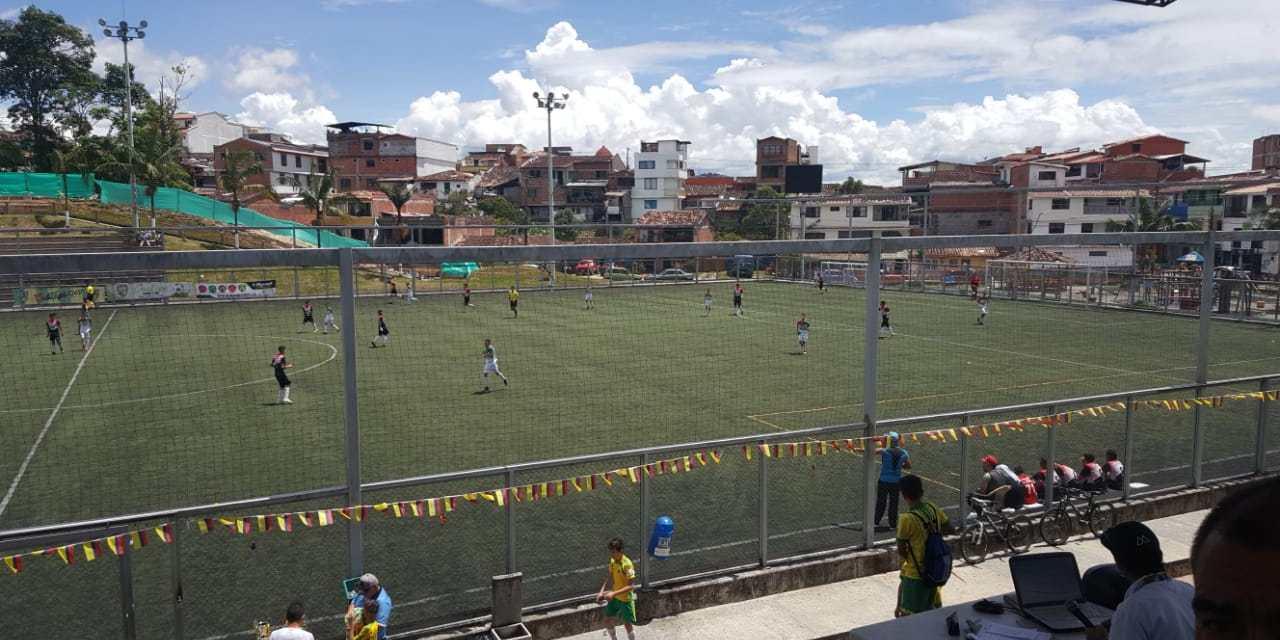Guatapé Cup el torneo que reune a los mejores del futbol Juvenil