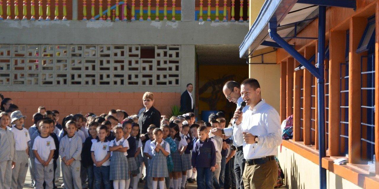 Formación democrática en los niños de Guatapé
