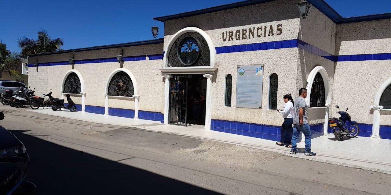 Hospital de El Peñol sale de la crisis de la salud.