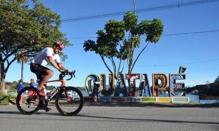 Se trabaja en conformar club de triatlón en Guatapé