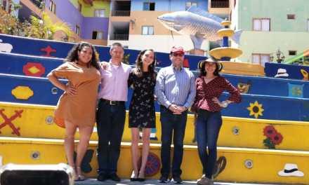 Dignatarios de Nueva York visitaron el municipio de Guatapé