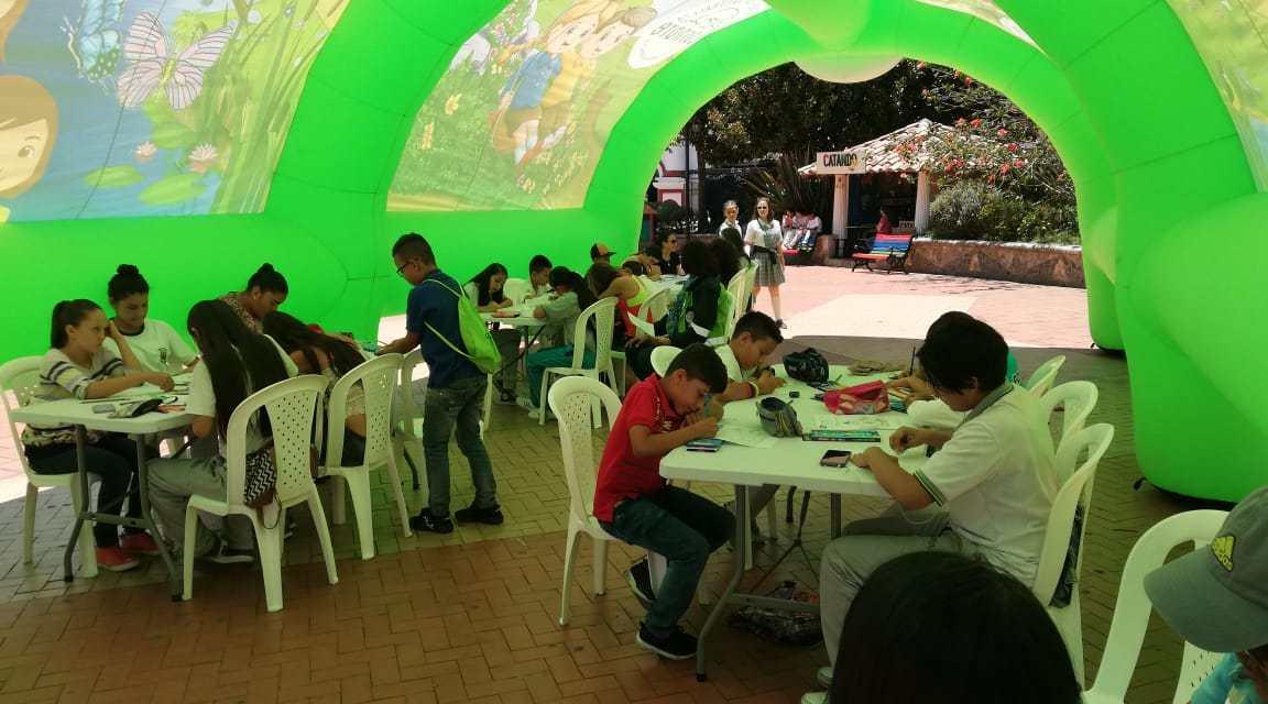 Cornare realizó final de las olimpiadas de la cultura ambiental 2019