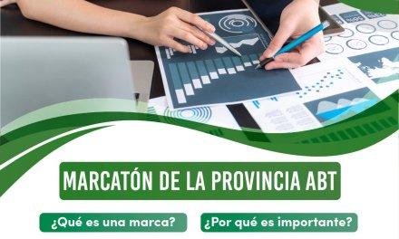 Marcatón de la provincia Aguas, bosques y turismo.