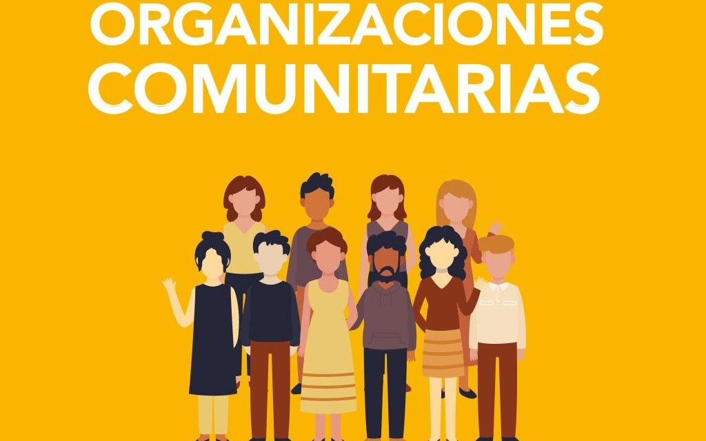 Inicia proceso para elecciones en organizaciones comunitarias