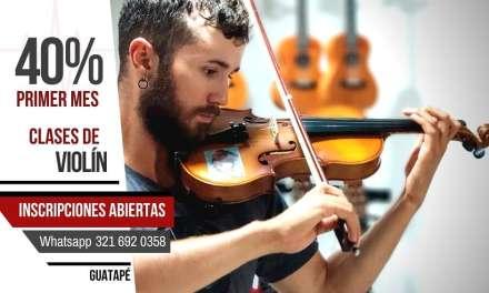 Inscripciones abiertas en la academia Vuelta Music