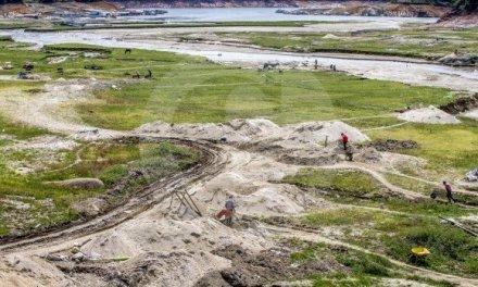 La sequía pasa factura a embalses de Antioquia
