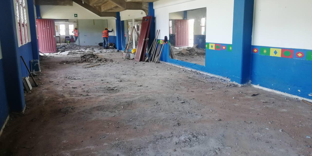 451 millones de pesos serán invertidos en el gimnasio municipal