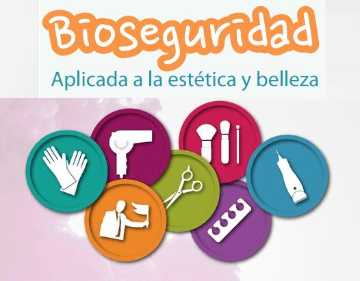convocatoria para el curso de bioseguridad aplicada a la estética y a la belleza