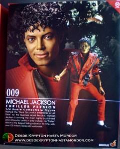 Michael Jackson Thriller Hot Toys