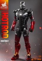 Hot Toys - Iron Man 3 - Hot Rod (Mark XXII) Collectible Figure (Hot Toys Exclusive)_PR1a