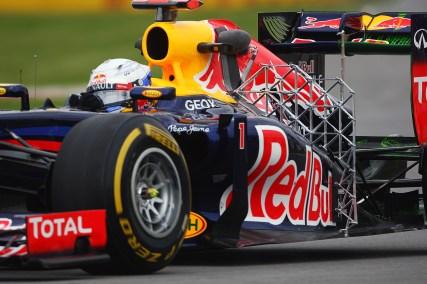 Rejilla datos Red Bull