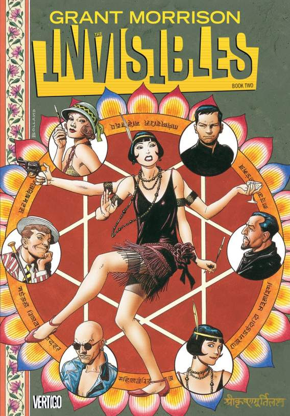 INVISIBLES-book2