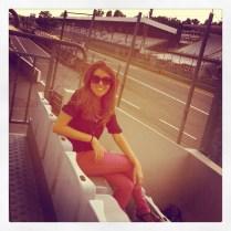 Gradas del Circuito F1 de Monza
