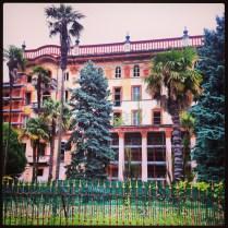 Hotel en ruinas - Bellagio