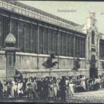 Los antiguos mercados de Santander