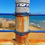 Las barandillas de la costa, un icono de nuestra ciudad