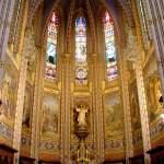 Heinrich Immencamp, el alemán que pintó la Iglesia de los Jesuítas de Santander