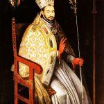 Juan Bautista Acevedo y Muñoz,abad de Santander, obispo de Valladolid, inquisidor general, patriarca de Indias y presidente del Consejo de Castilla.