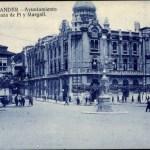 Ayuntamiento y Plaza de Pi y Margall