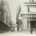 «El Kines» y «Le Comptoir», las tabernas taurinas de la Calle Colón de Santander