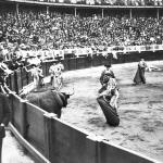 Joselito El Gallo en la Plaza de Toros de Cuatro Caminos