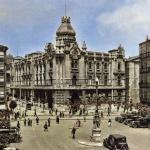 La primitiva casa consistorial de Santander