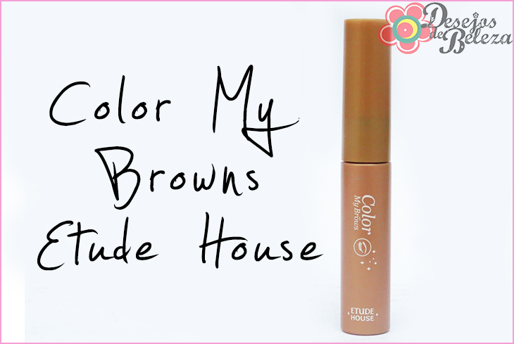 Color My Brows Etude House