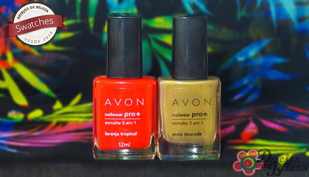 Esmaltes – Avon Diva Tropical