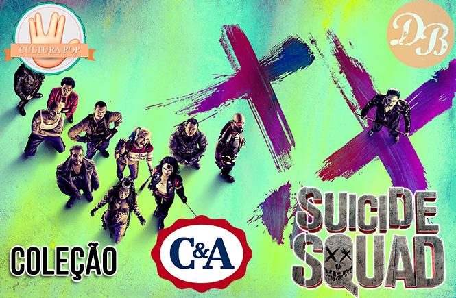 Coleção C&A Esquadrão Suicida