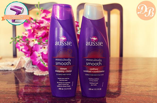 Testei: Aussie Miraculously Smooth – Shampoo e Condicionador