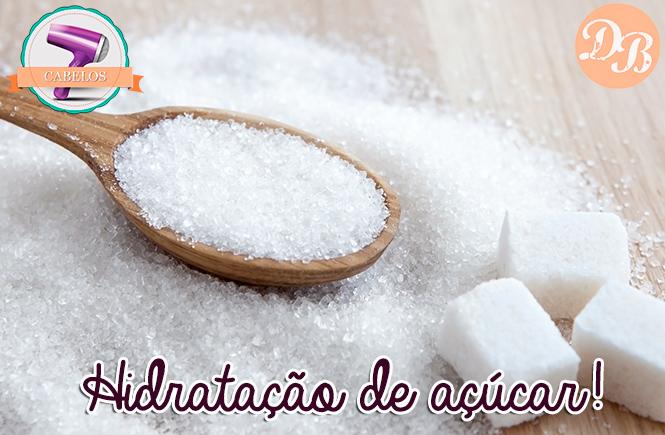 Hidratação de açúcar