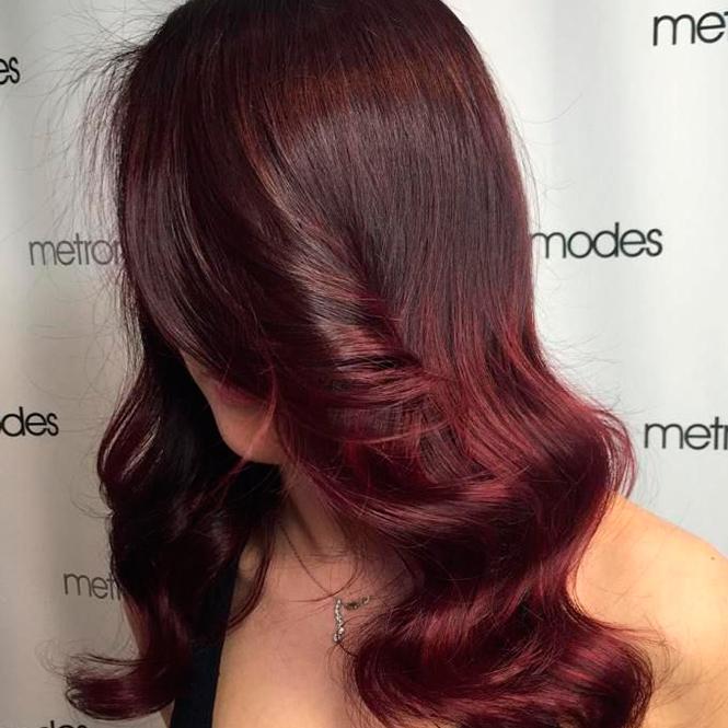 Cuidados essenciais com o cabelo Chocolate Malve