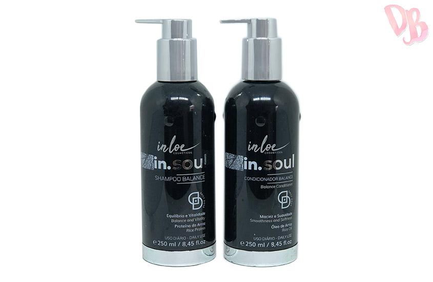 inloe shampoo e condicionador