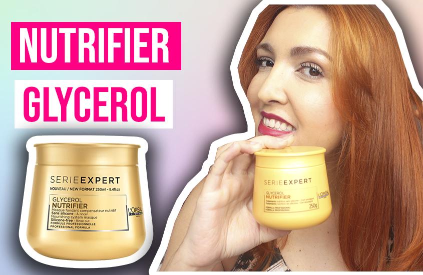Testei: Nutrifier L'Oréal – Máscara